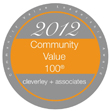 community-value-award-2012