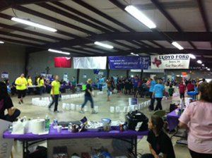 Hill County Relay for Life 2015 Event
